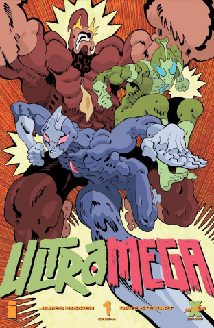 Ultramega #1 (Moore Cover)