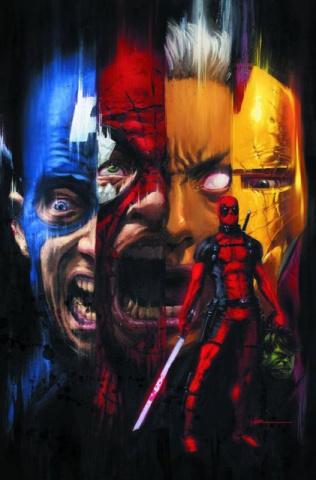 Deadpool Kills the Marvel Universe #1