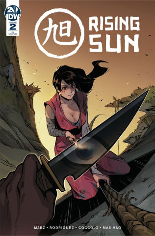 Rising Sun #2 (10 Copy Yu Cover)