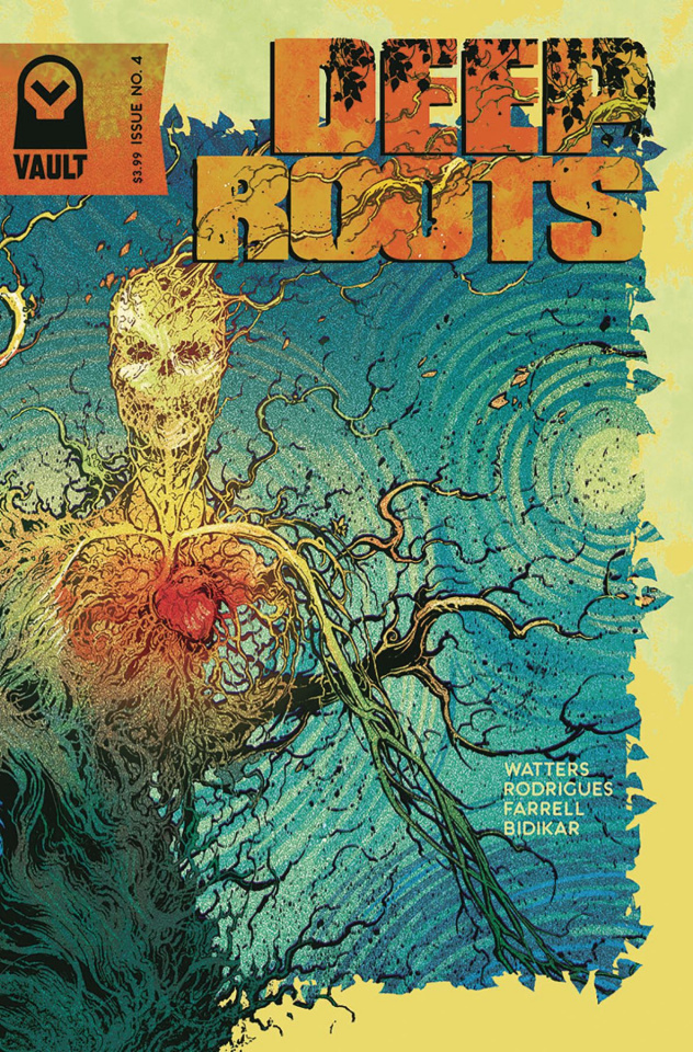 Deep Roots #4 (Rodrigues Cover)