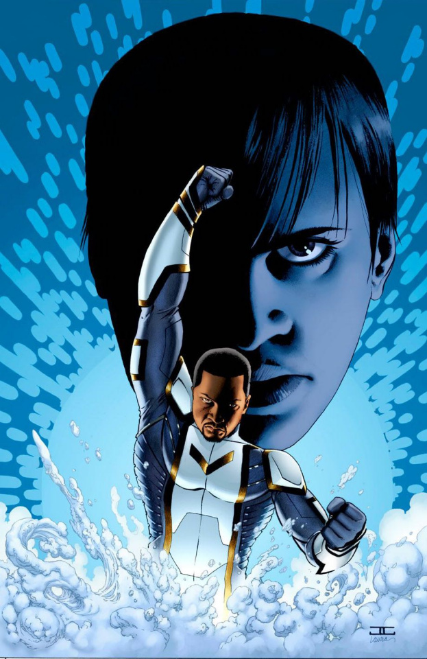 Catalyst Prime: Noble #1 (20 Copy Cover)