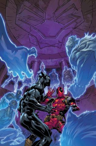 Black Panther vs. Deadpool #5