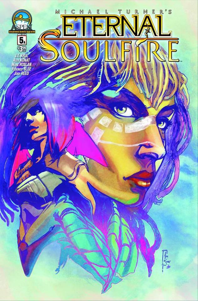 Eternal: Soulfire #5 (Konat Cover)