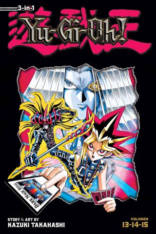 Yu-Gi-Oh! Vol. 5 (3-in-1)