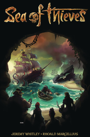Sea of Thieves #1 (Game Art Cover)