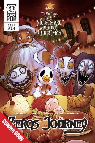 The Nightmare Before Christmas: Zero's Journey #14