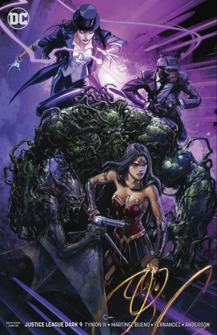 Justice League Dark #9 (Variant Cover)