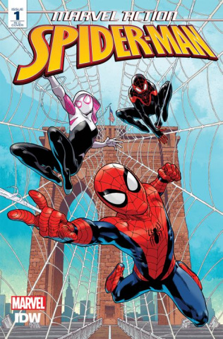 Marvel Action: Spider-Man #1 (100 Copy Cover)