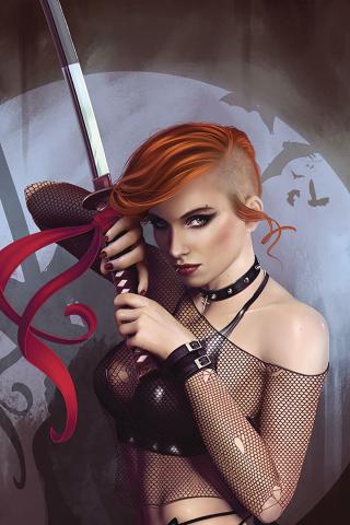 Chastity #2 (Nodet Virgin Cover)
