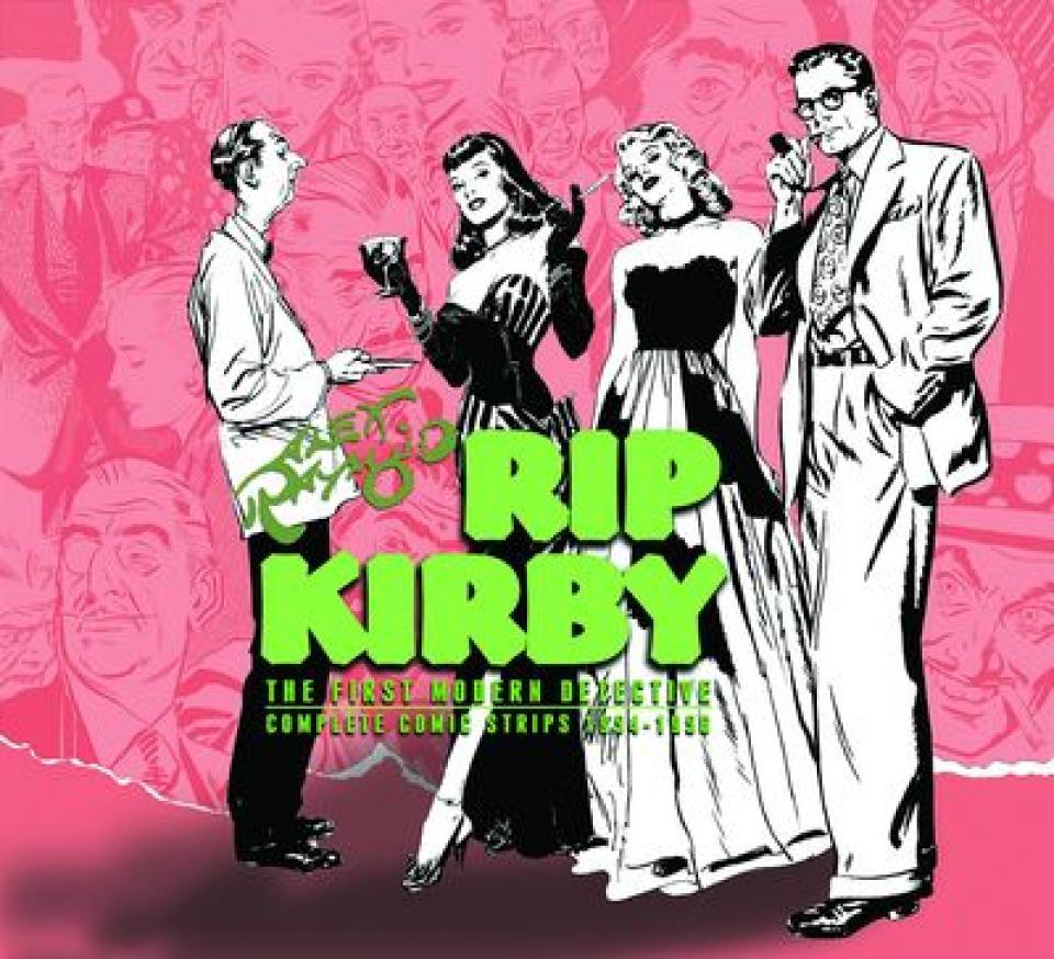Rip Kirby Vol. 4