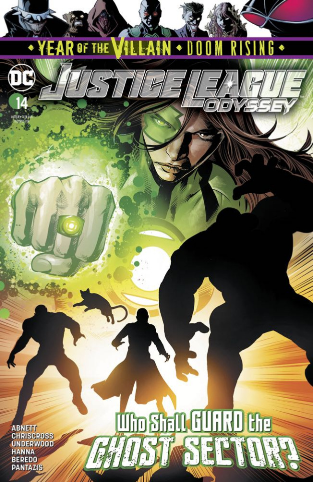 Justice League: Odyssey #14 (Year of the Villain)