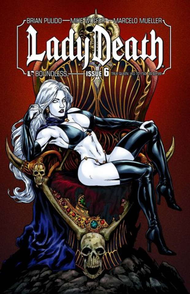 Lady Death #6: True Queen
