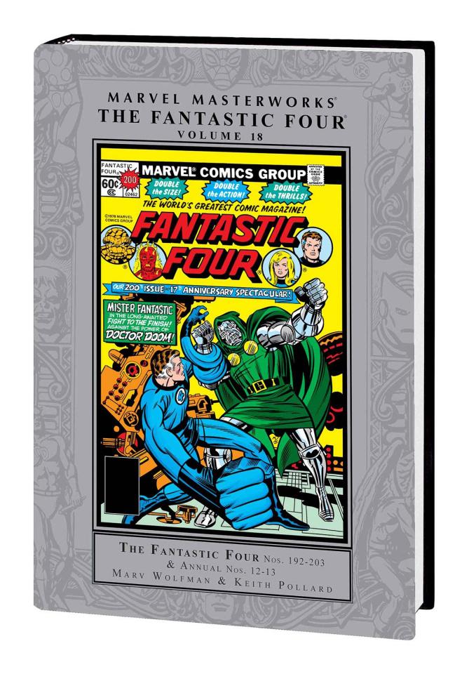Fantastic Four Vol. 18 (Marvel Masterworks)
