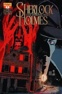 Sherlock Holmes: The Liverpool Demon #1