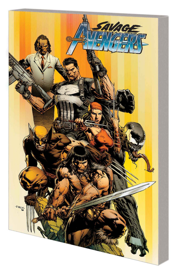 Savage Avengers Vol. 1: City of Sickels