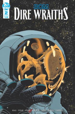 ROM: Dire Wraiths #2 (Pizarri Cover)