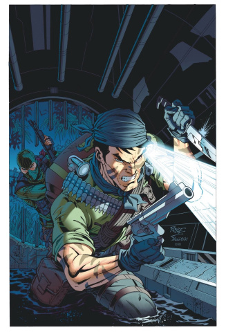G.I. Joe: A Real American Hero #273 (10 Copy Royle Cover)