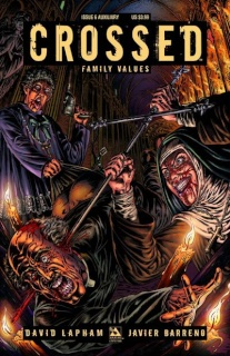 Crossed: Family Values #6 (Auxiliary Edition)
