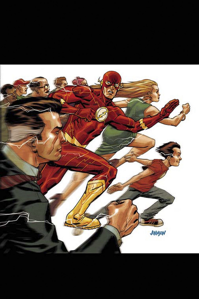 The Flash #3 (Variant Cover)