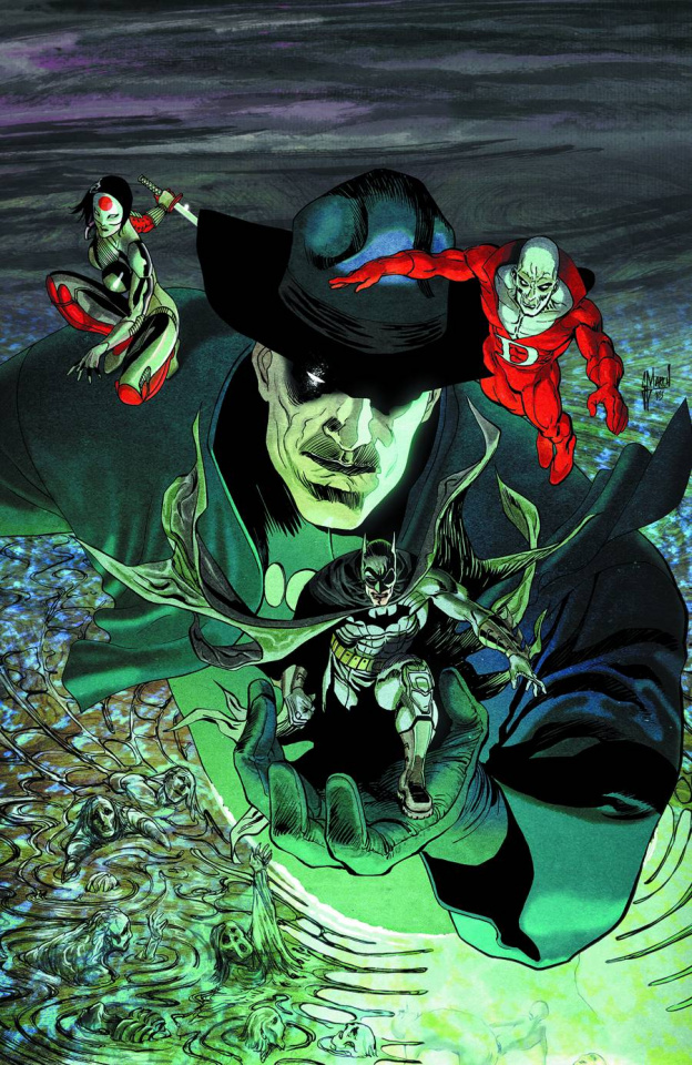 Trinity of Sin: The Phantom Stranger #11 (Trinity War)