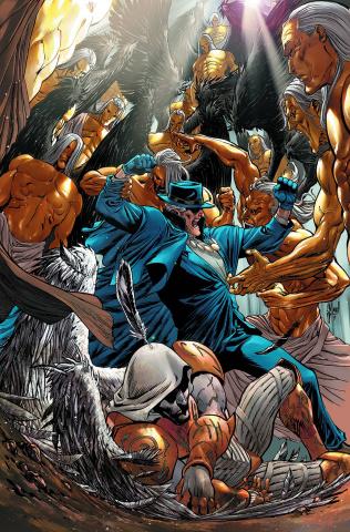 Trinity of Sin: The Phantom Stranger #21