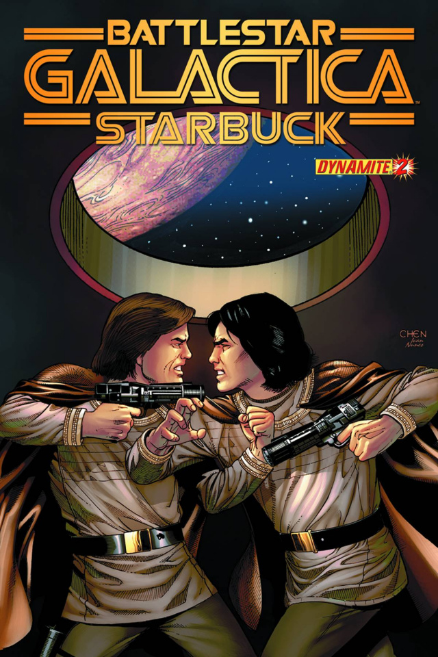 Battlestar Galactica: Starbuck #2