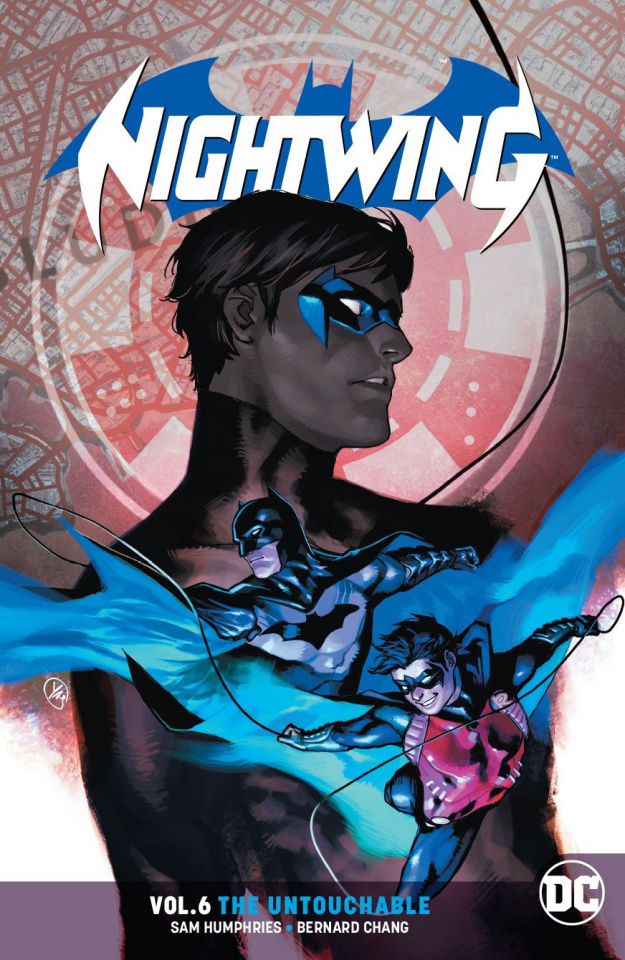 Nightwing Vol. 06: The Untouchable