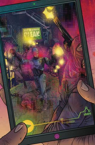 RoboCop: Citizen's Arrest #5 (Subscription Rubin Cover)