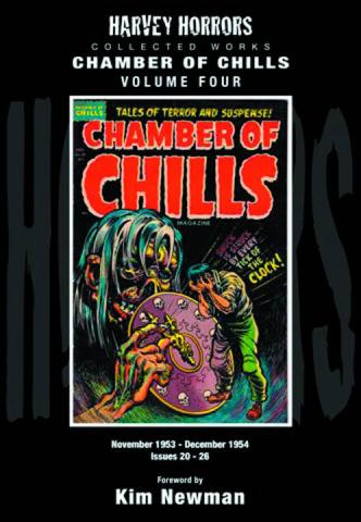 Harvey Horrors: Chamber of Chills Vol. 4