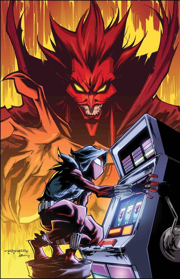 Ben Reilly: The Scarlet Spider #15