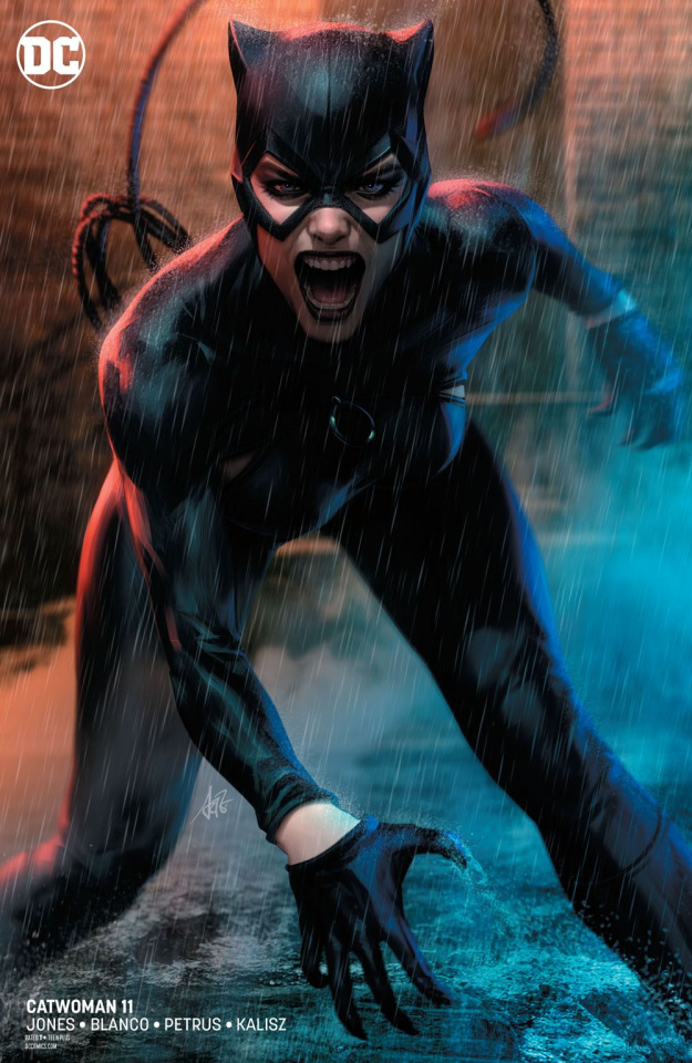 Catwoman #11 (Variant Cover)