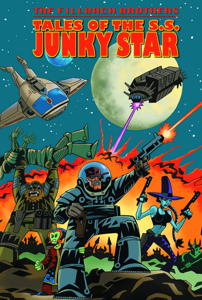 Tales of the S.S. Junky Star Vol. 1