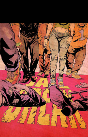 Power Man & Iron Fist #8