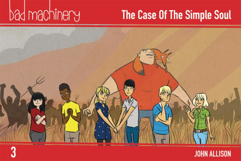Bad Machinery Vol. 3