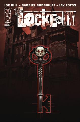 Locke & Key #1 (Facsimile Edition)