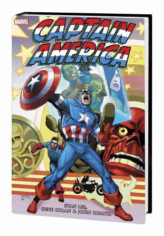Captain America Vol. 2 (Pacheco Cover)