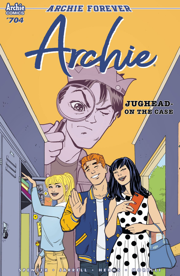 Archie #704 (Jarrell Cover)