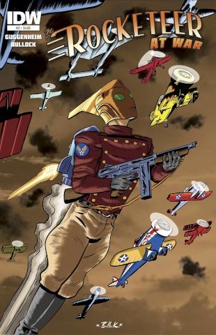 The Rocketeer At War #2