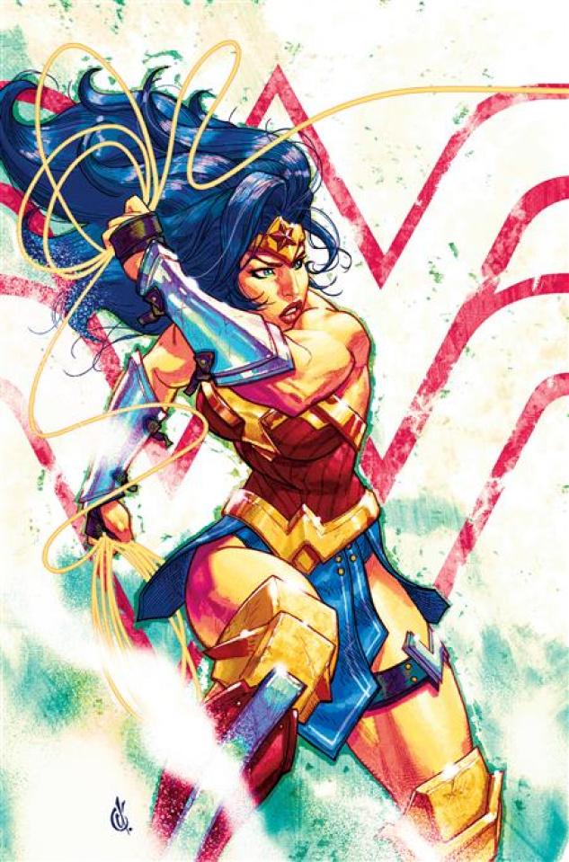 Wonder Woman 2021 Annual #1 (Carlos Danda Card Stock Cover)