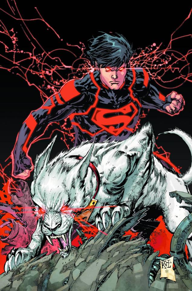 Superboy #21