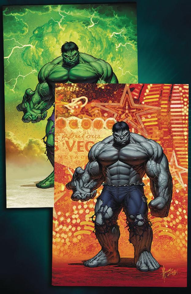 The Immortal Hulk #20 (Keown Covers)