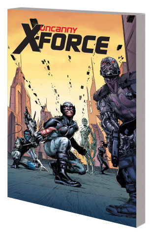 Uncanny X-Force by Remender Vol. 2