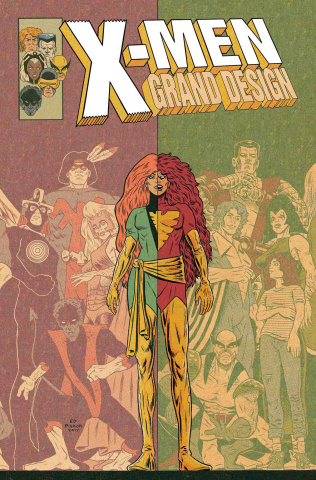 X-Men Grand Design: Second Genesis #1