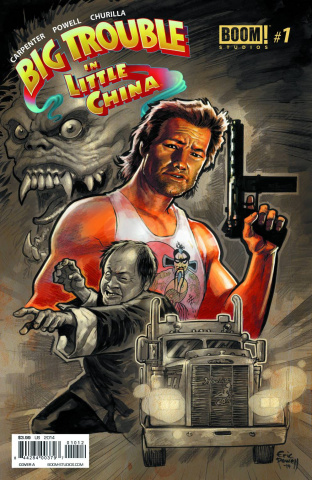 Big Trouble in Little China #1 (2nd Printing)