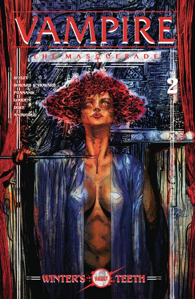 Vampire: The Masquerade #2