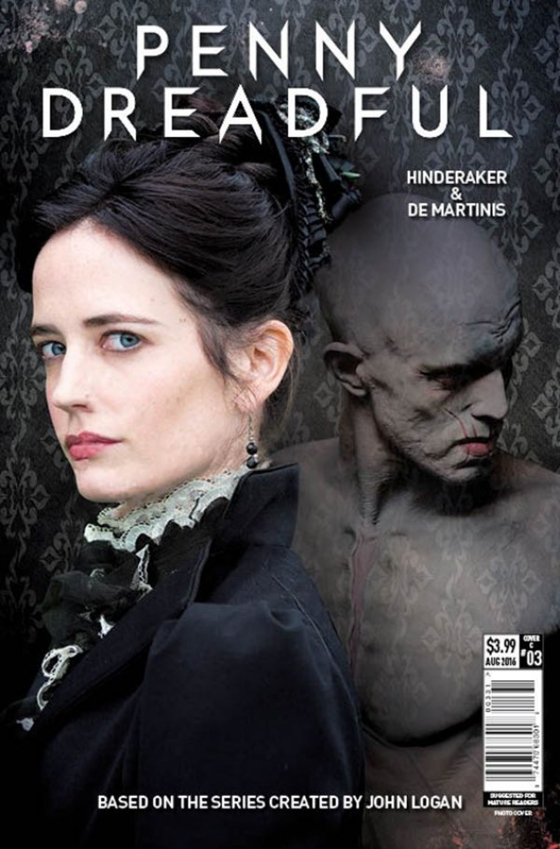 Penny Dreadful #3 (Photo Cover)