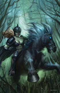 Grimm Fairy Tales #15 (Brown Cover)