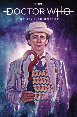 Doctor Who: The Seventh Doctor #2 (Photo Cover)