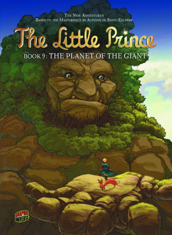 The Little Prince Vol. 9: The Planet of the Giant