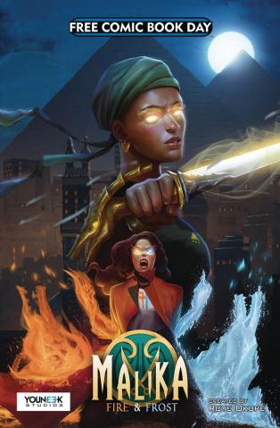 Malika: Fire & Frost FCBD 2019